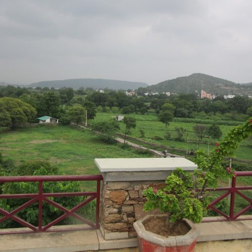 9. View from Terrace